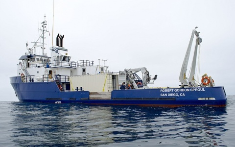 R/V Robert Gordon Sproul: c.UCSD-SIO