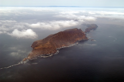 Anacapa Island. photo by R. Schwemmer